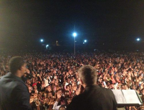 Harar Crusade – Ethiopia